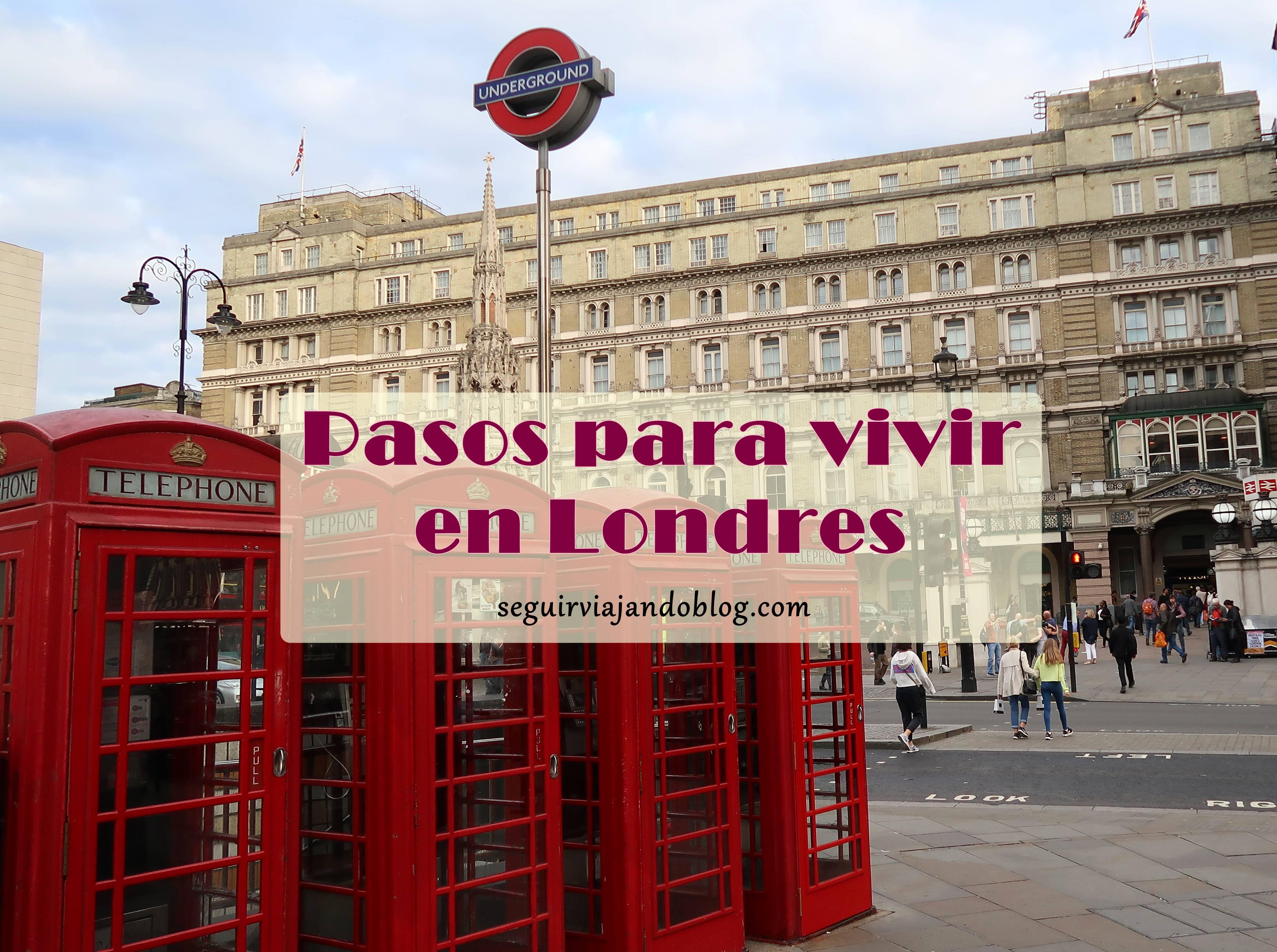 Miniatura de vivir en Londres