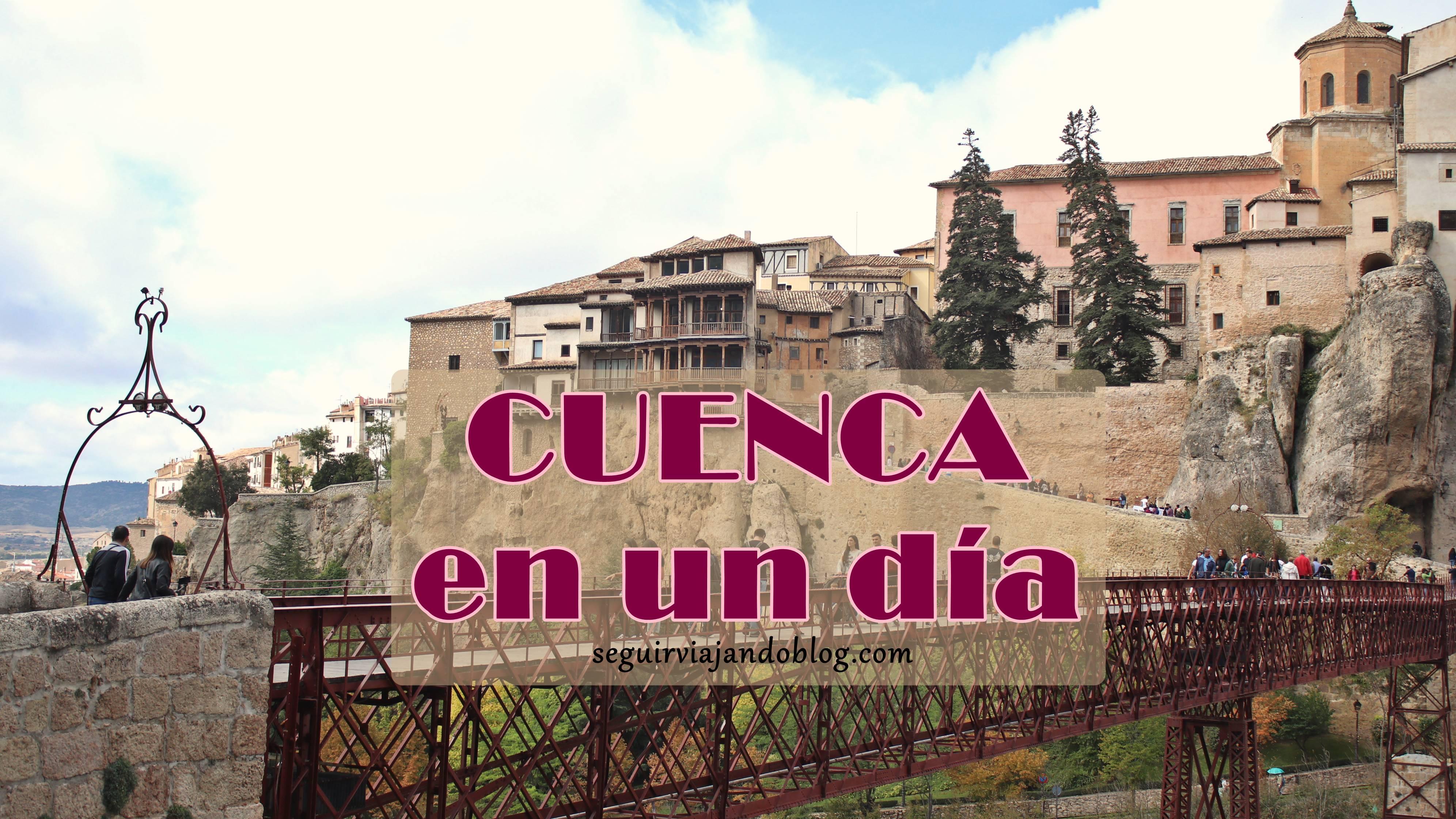 Miniatura Cuenca en un día